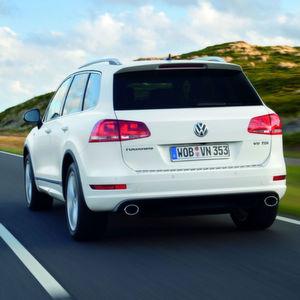 VW ruft in den USA knapp 21.000 Touareg zurück