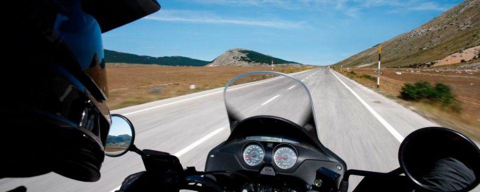 Der Adac will ein bundesweites Netz für Motorradvermietung aufbauen.