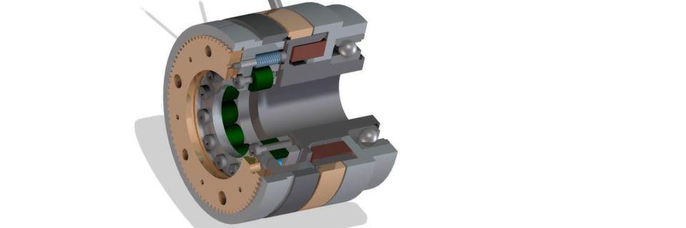 Die Elektromagnetzahnkupplung der Maschinenfabrik Mönninghoff bietet entscheidende Vorteile gegenüber konventionellen Elektromagnetzahnkupplungen.
