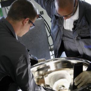 Die Vor-Ort-Sanierung von Edelstahlbehältern lohnt sich für den Betreiber