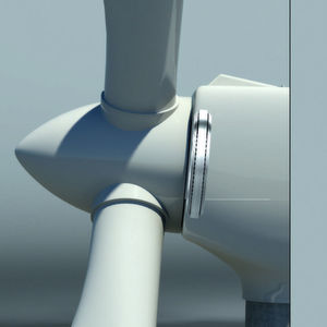 Optimierte Produktkonstruktionen für die Rotorlagerung von Windkraftanlagen