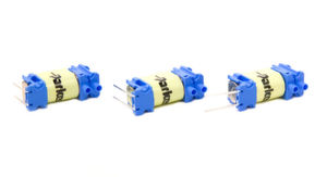 Parkers LX-Serie ist die neueste Generation von elektro-pneumatischen Miniatur-Impulsventilen.