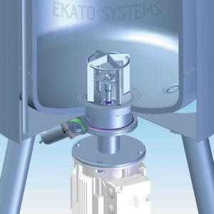 Unimix vacuum process plants