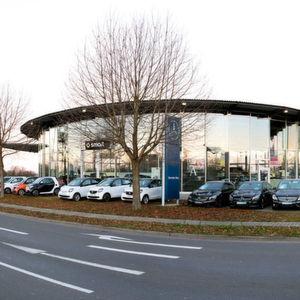 Die großen Autohändler: Ebert-Gruppe