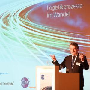 """""""Logistikprozesse im Wandel"""" war das Motto des letztjährigen Handelslogistik-Kongresses – in diesem Jahr will man die """"Handelslogistik zukunftsfähig gestalten"""", was auch das diesjährige Motto ist."""