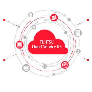 Fujitsu Cloud Service K5 jetzt aus Deutschland heraus verfügbar