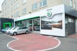 Autoschmitt hat in Frankfurt-Niederrad den ersten Skoda-Betrieb der familiengeführten Autohausgruppe eröffnet.