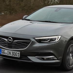 Opel Insignia B: Voll und ganz mittig