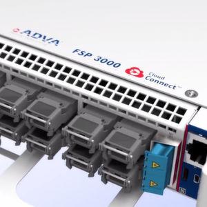 ADVA überträgt 600 Gbit/s pro Wellenlänge