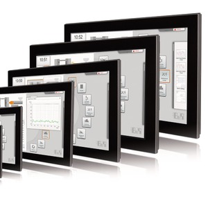 Flexible Panel-Technologie mit Single- oder Multitouch