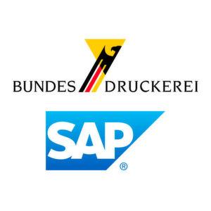 Bundesdruckerei und SAP werden Partner