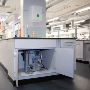 Vakuumnetzwerke für Labore