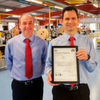 Harwin ist nach DIN EN 9100 zertifiziert
