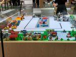 Nein, das ist nicht Legoland sondern eine schöne Spielwiese auf der Cebit.