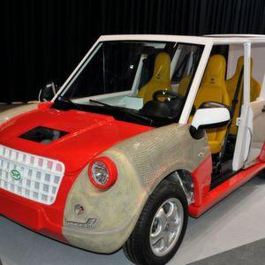 Dragonfly: Elektroauto ohne Stromanschluss