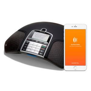 Konftel 300IPx per Handy-App bedienbar