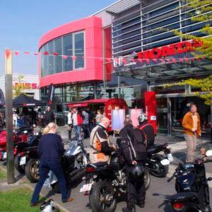 Honda Center Düsseldorf sucht Motorradmechaniker