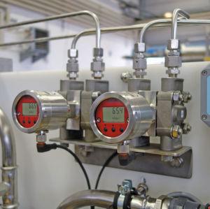 Kontinuierliche Differenzdruckmessung zur Membranüberwachung in der Wasseraufbereitung