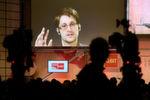 Whistleblower Edward Snowden