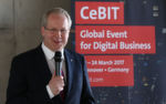 Hannovers Oberbürgermeister Stefan Schostok mit einem Ausblick, wie sich Hannover auf dem Weg zu einer digitalen Stadt weiterentwickelt.