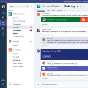 Gruppenchat-Lösung für Office 365