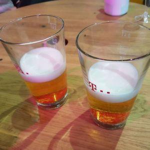 Die Cebit: Clevere Lösungen, gutes Bier