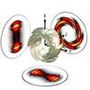Forscher erzeugen Elektronenwirbel
