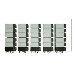 Vollständig modularer Stromspeicher