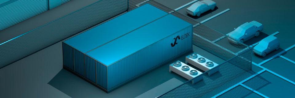 Baukasten für Rechenzentren beliebiger Größe