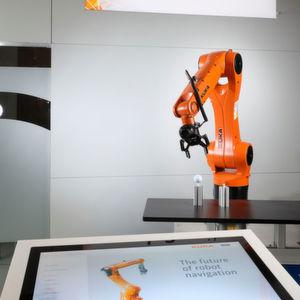 Roboter intuitiv führen