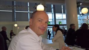 """""""Apache Spark läuft auf The Machine 40mal so schnell"""", sagt Andreas Hausmann, Chief Technologist bei Hewlett-Packard Deutschland."""