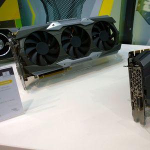 Zotac dreht bei der Geforce GTX 1080 Ti die Regler hoch