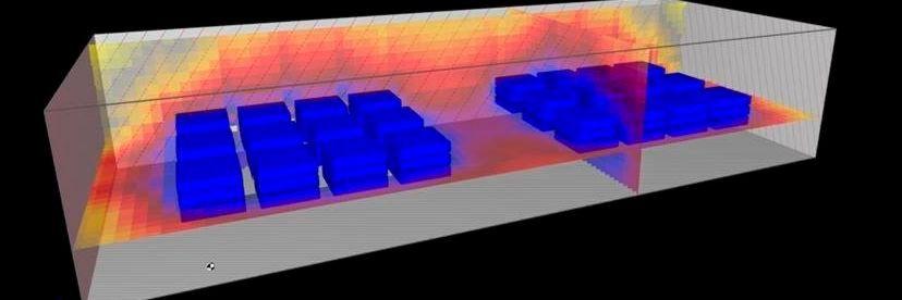 Mittels Simulation den Schallpegel in Kraftwerken senken