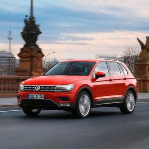Volkswagen Tiguan versus Seat Ateca