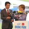 Transponder-Pflicht für Drohnen gefordert
