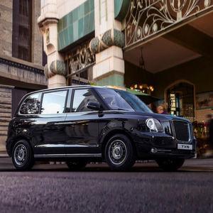 London Taxi: Tradition und Elektromobilität