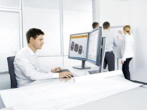 Planungsprozesse effektiv beschleunigen – der Weidmüller Configurator erleichtert die Konfiguration und Anfrage.