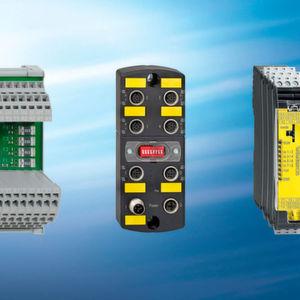 Safety-Installationssysteme für Sicherheitsschaltgeräte