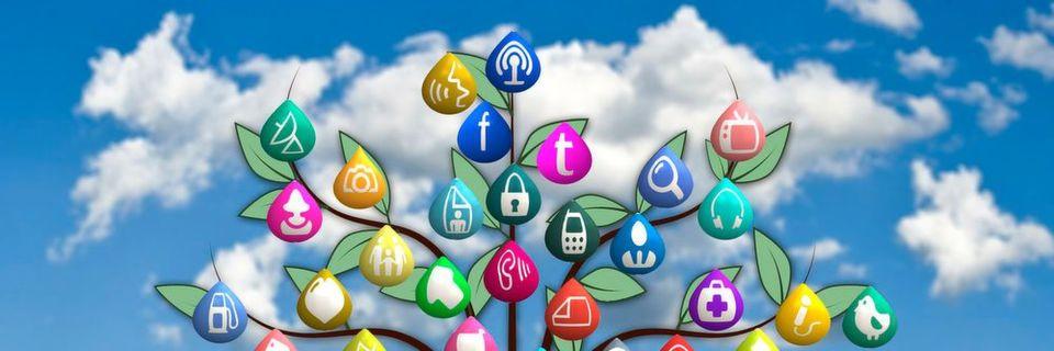 Auf dem Marktplatz der Berliner Basaas finden sich Business Apps in Hülle und Fülle - alle vorqualifiziert von der Initiative German Businesscloud.