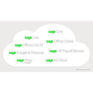 Sage bringt neue Lösungen für KMU aus der Cloud