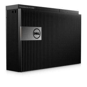 Dell: Embedded-Box-PC 3000 und 5000 sind lüfterloser Geräte, die headless oder mit Tastatur, einer Maus und einem Monitor genutzt werden können.