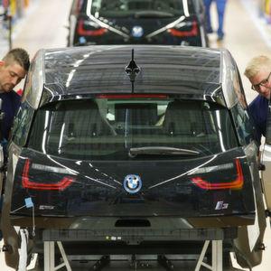 BMW rückt in die Top 3 der E-Auto-Hersteller vor