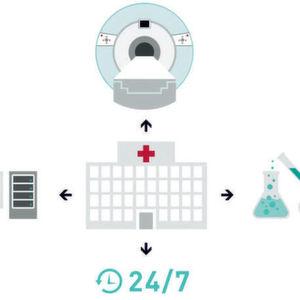 Netzwerkmonitoring im Krankenhaus