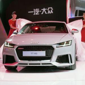 Presse: Audi-Händler in China boykottieren importierte Autos