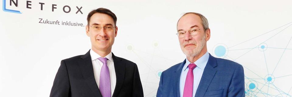Joachim Braune wird Vorstand bei Netfox