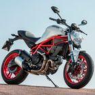 Gefahren: Ducati Monster 797