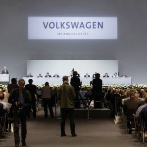 VW-Vorstand kann mit Entlastung rechnen