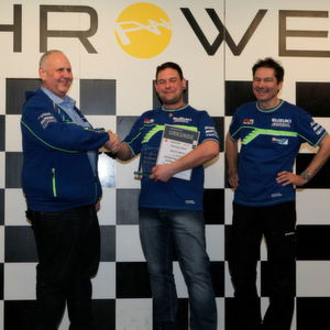 Suzuki: Thomas Holtz ist Mechaniker des Jahres 2017