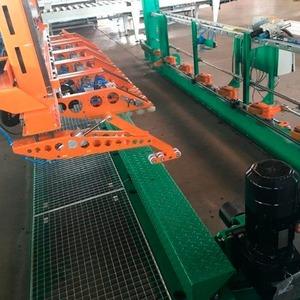 Schwere Lkw-Reifen-Laufstreifen automatisiert handeln