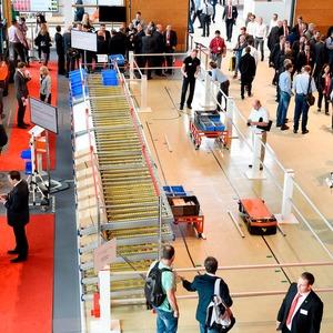 Intralogistik-Vorgeschmack zur Hannover-Messe 2017